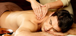 Reguvenating Head and Shoulder Massage